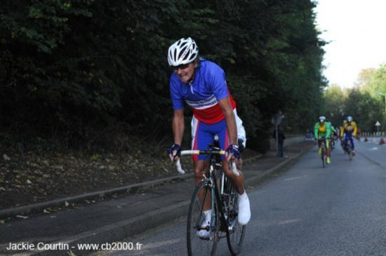Bernard Condomines un Champion de France.Mon ami de toujours.