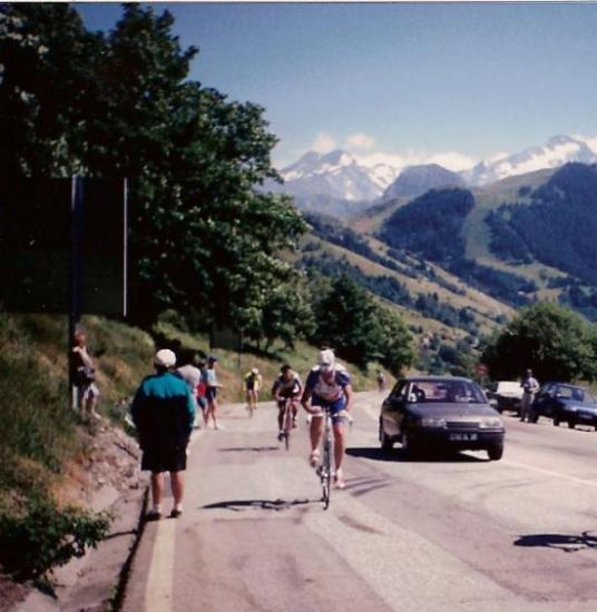 La Marmotte-Papi dans l'Alpe d'Huez