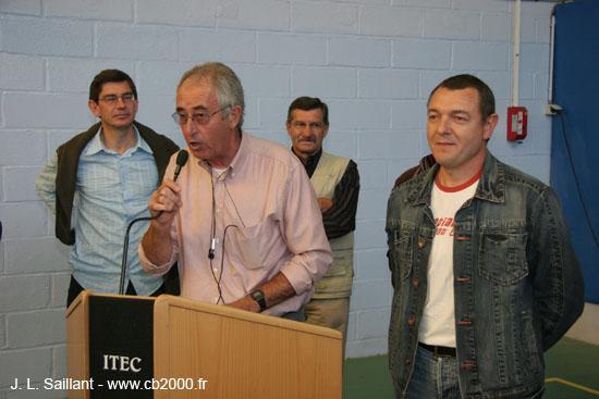 Robic 2007 avec P.Bouvatier et E.Louvel