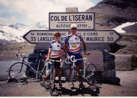 Col de l'Iseran 1995