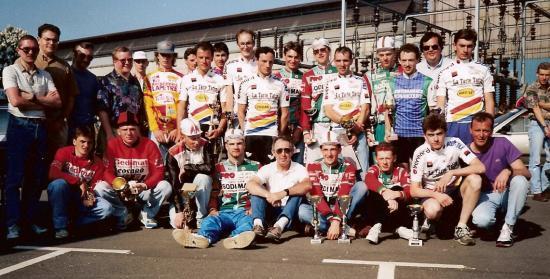 Apres la course Deville 1992