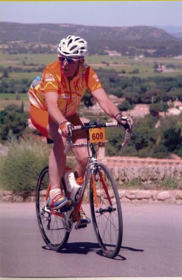 Cigale Luc Leblanc en 2006-Très bon souvenir pour Papi