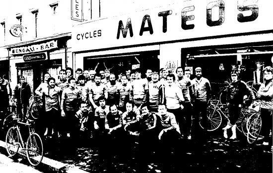 VC Déville en 1976