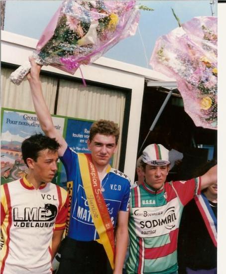 Champion de Seine Maritime-Christophe Blériot