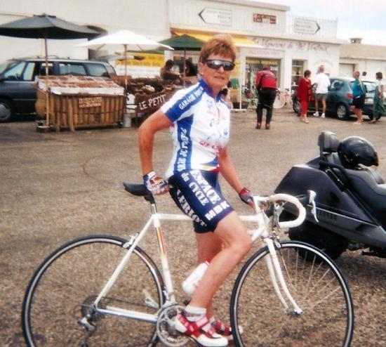 Le Ventoux en 2004-Bravo Nenette