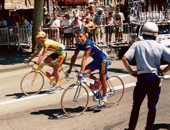 Tour de France 96-Bruno Thibout