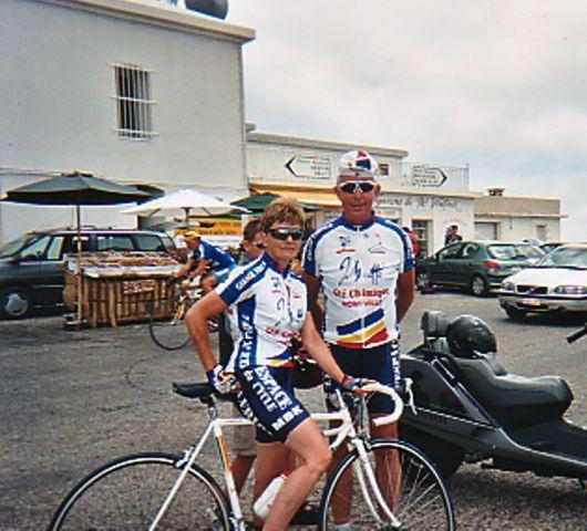 Le Ventoux 1997