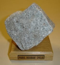 """Mon """"Pavé Paris Roubaix cyclo un souvenir"""""""